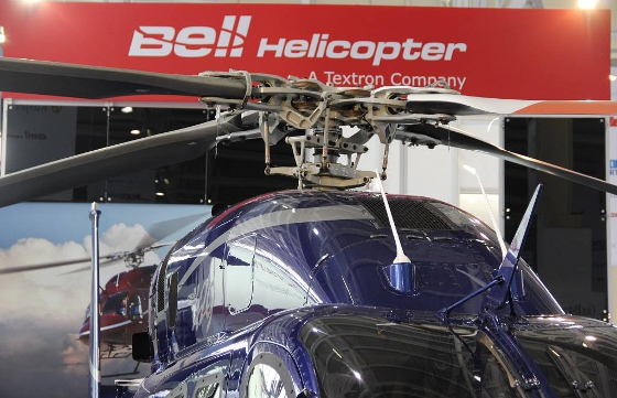 Участие Bell Helicopter и Jet Transfer в Jet Expo