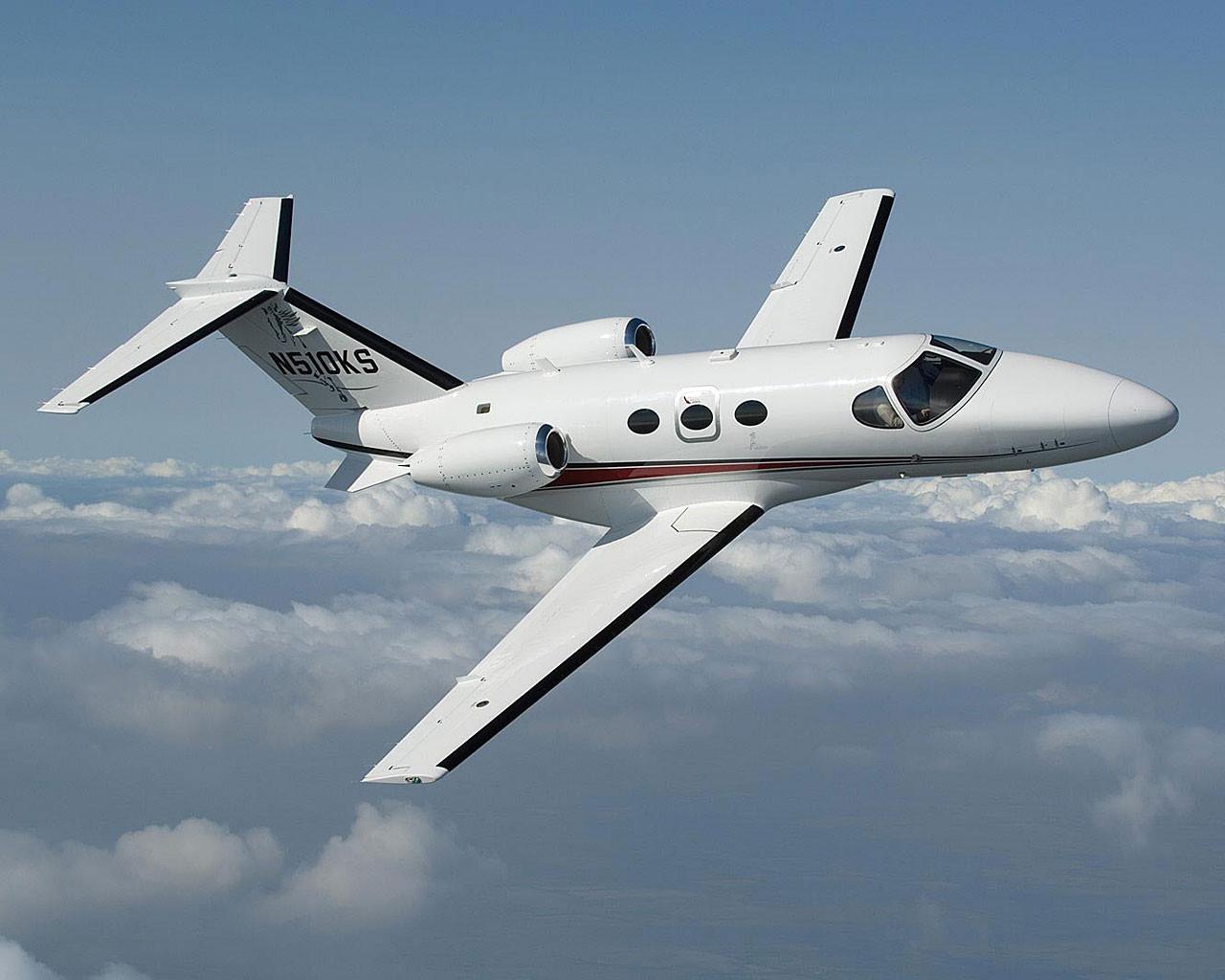 заказать самолёт Cessna Citation Mustang Jet Transfer